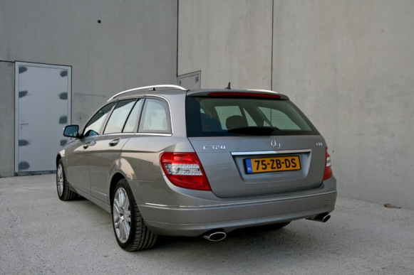 Mercedes-Benz C320 CDI Estate