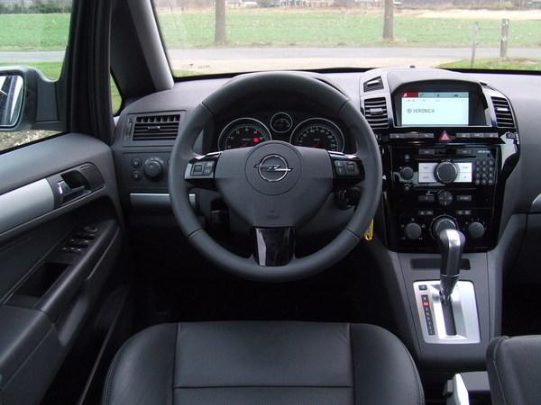 Opel Zafira 2.2 Cosmo 2008