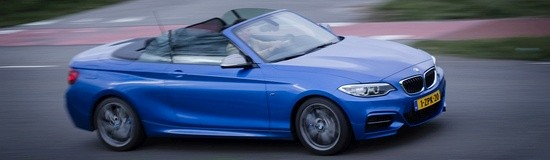 BMW M235i Cabrio High Executive