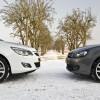 Opel Astra vs Volkswagen Golf
